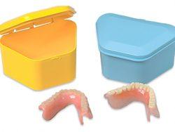 denture storage